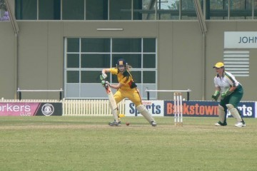 Chevalier College Student Plays Cricket for Australia