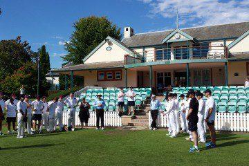 ISA Representative Cricket Report