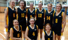 ISA Girls Basketball