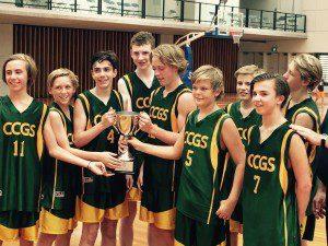CCGS Kings Cup Team
