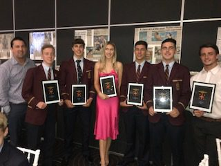 ISA Students Shine at the 2020 NSWCIS Awards Evening