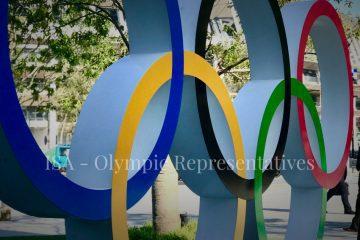 ISA Olympic Representatives